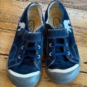 KEEN blue play sneakers size US 13